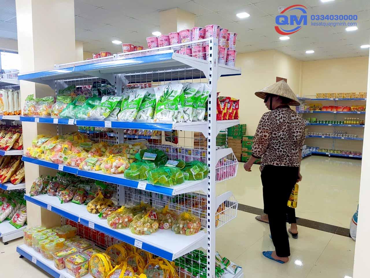 Mua kệ siêu thị thanh lý giá rẻ