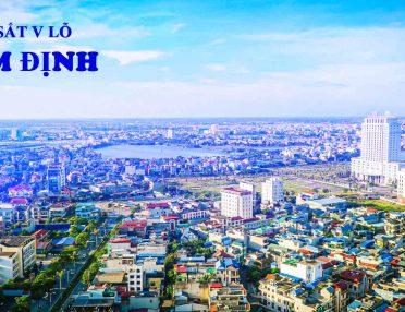 kệ sắt v lỗ Nam Định